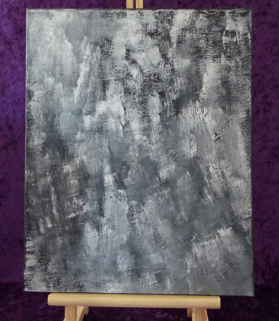 Abstract Grijs - Industrial